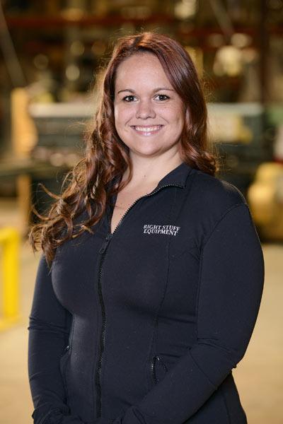 Alexandra Burdette | Right Stuff Equipment Denver Colorado