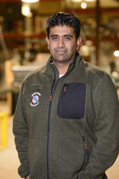 Aziz Arian | Right Stuff Equipment Denver Colorado