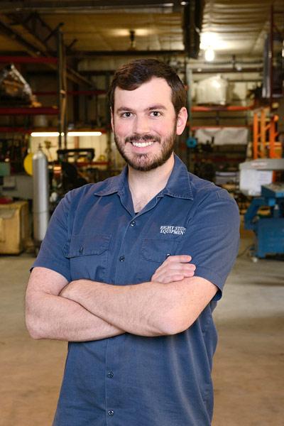 David Hirsch | Right Stuff Equipment Denver Colorado