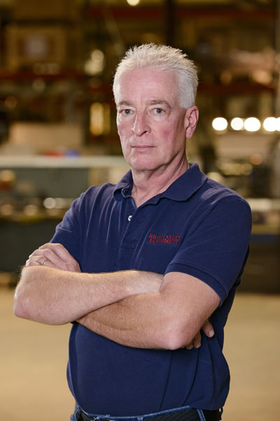 Dennis Page | Right Stuff Equipment Denver Colorado