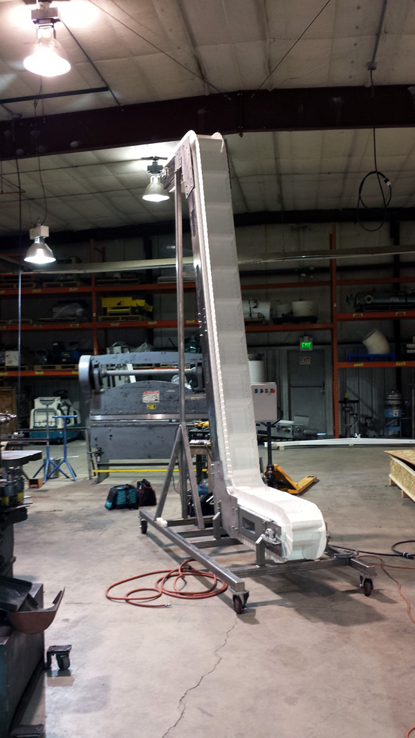 Material Handling Equipment | Bucket and Incline Elevators