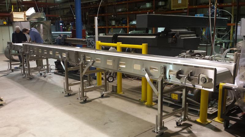 Material Handling Equipment | Conveyers