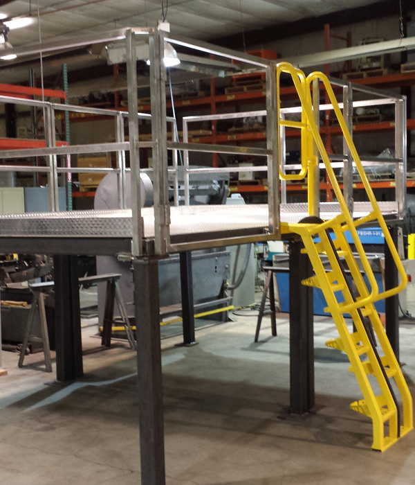 Custom Packaging Machinery Fabrication | Equipment Platform | Right Stuff Equipment Denver Colorado USA