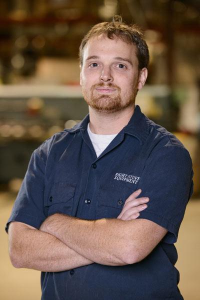 Erik Schaefer | Right Stuff Equipment Denver Colorado