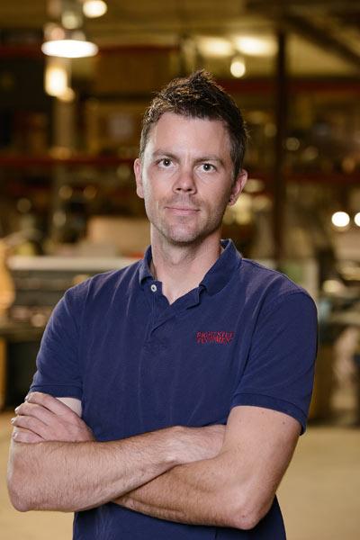 Jacob Perrotto | Right Stuff Equipment Denver Colorado