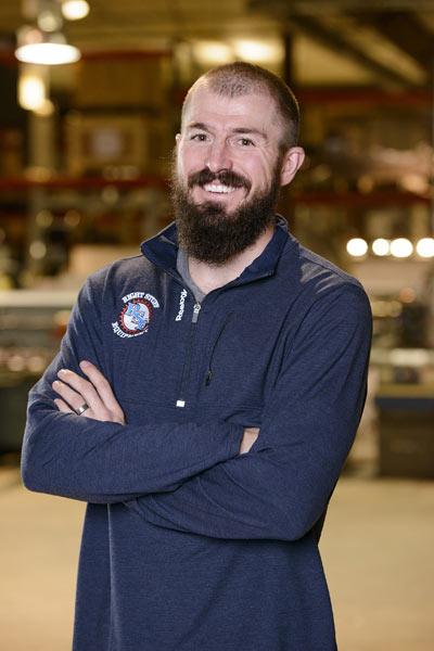 Matt Barnes | Right Stuff Equipment Denver Colorado